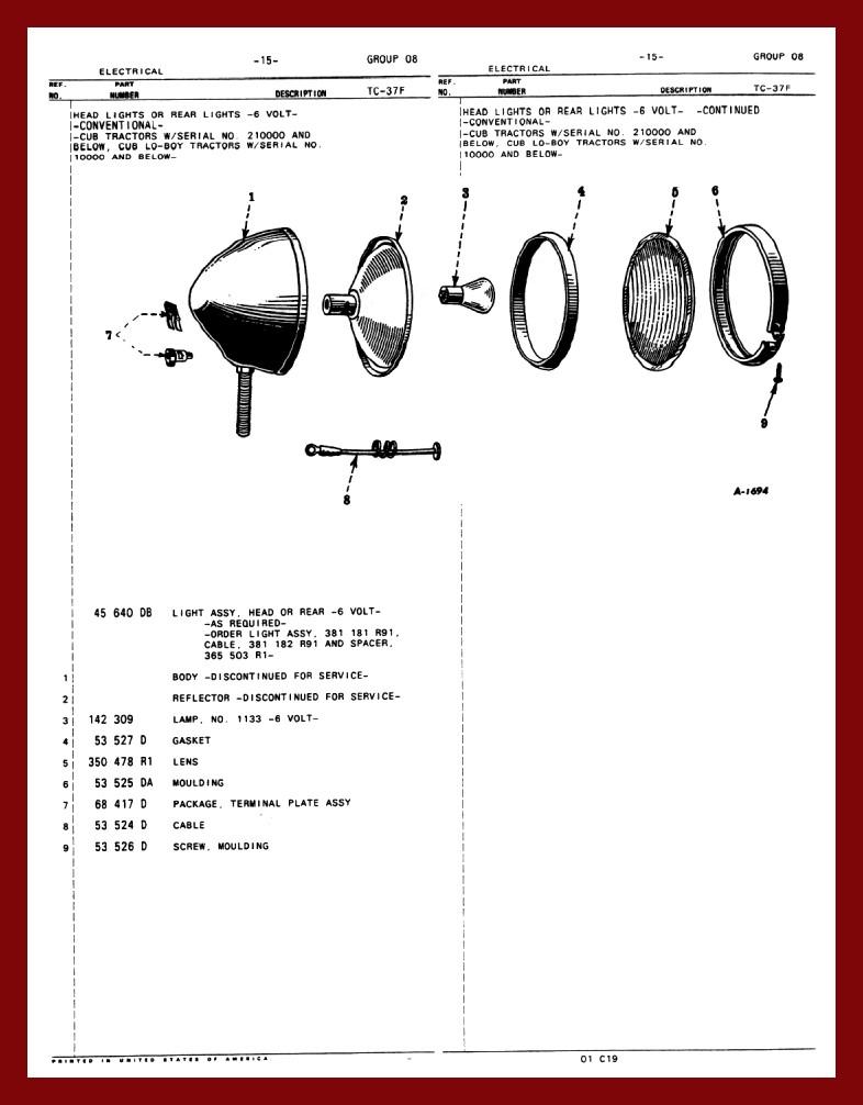 Nett 1951 Farmall M Schaltplan Fotos - Schaltplan Serie Circuit ...